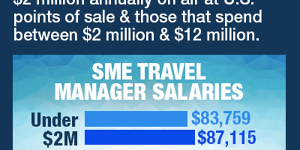 SME Travel Manager Salaries