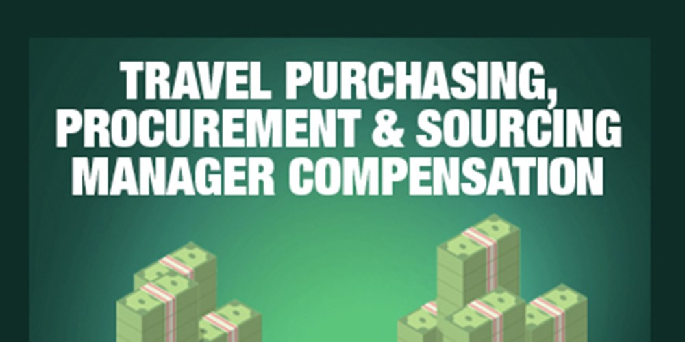 Travel Purchasing, Procurement And Sourcing Manager Compensation